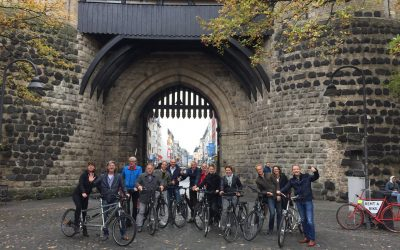 Foto's: BCAN Leden2Daagse 2017 – Keulen