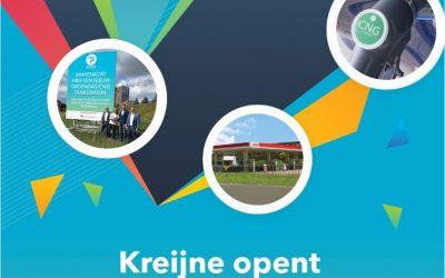 Kreijne opent CNG/Groengas tankpunt