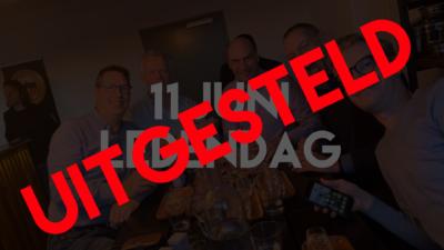 BCAN Ledendag - UITGESTELD