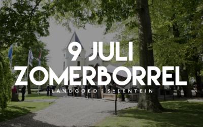 9 juli | BCAN Zomerborrel