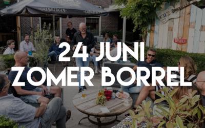 24 JUNI | BCAN Zomer Borrel