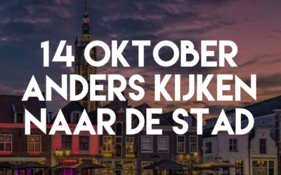 14 oktober | SAVE THE DATE